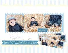 15 Foto Imanes 14x5cm  Tira Fotográfica Souvenir Eventos - $ 105,00