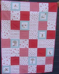 Quilt Modern Girls - The Simple Life - by TheCraftyWolfe on madeit