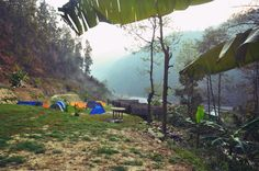 Here are some popular places for camping around Kathmandu valley which could be your next night camping destination to be a refreshing night.