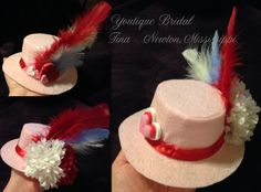 DIY Guest : Tina from Newton, Mississippi - {LIAM} Top Hat Goodie Bags, Mississippi, Brides, Hats, Creative, Diy, Hat, Bricolage, Wedding Bride