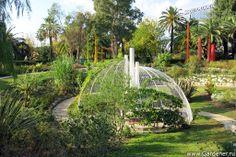Парк Феникс в Ницце | Ландшафтный дизайн садов и парков