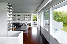 The Stillman House   Architect Marcel Breuer  Date 1950—1951  Location Litchfield, Connecticut Lot Size 2.78 acres  Square Feet 3,200