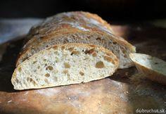 Domáci zemiakový chlieb