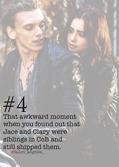 City of bones : the mortal instruments. I still think she should be with Simon
