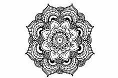 Mandala Temporary Tattoo Cathedral – MyBodiArt