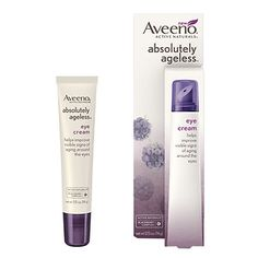Buy Aveeno Active Naturals Absolutely Ageless Eye Cream, Blackberry with free shipping on orders over $35, low prices & product reviews | drugstore.com