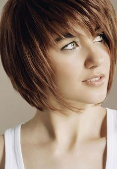If only I had the patience to grow my hair out! Hair Color -Haircut for Short Straight Hair 2012-2013