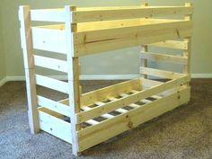 Etagenbett Baby One : Die besten bilder von hunde etagenbetten wood projects