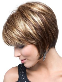 very short frosted hair - Google Search                              …