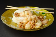Honey Walnut Shrimp - Easy, sauce is exceptional, but make sure you're shrimp is not too large. Definitely making this again!