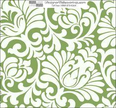 TATIANA SILHOUETTE WALL PAPER [STY-24730] : Designer Wallcoverings
