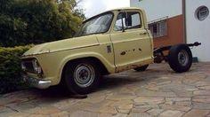 Gm - Chevrolet C-10 ano 1972