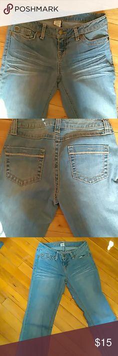 Blue Asphalt jeans Light blue, excellent condition Blue Asphalt Jeans Boot Cut