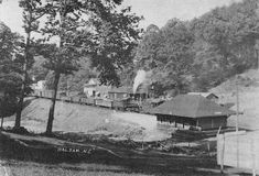 A look back ... The Balsam station was once the highest passenger rail station in the east, and Balsam Mountain Inn guests most often arrived by rail. Passenger service ended in 1949, but Norfolk Southern freight trains ease through the gap several times a week to this day. This photo is of a freight train arriving at the depot in the 30's or 40's.