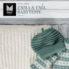 DG359-01 Malene Genser & tights – Dale Garn Knitted Hats, Winter Hats, Tights, Tea, Knitting, How To Make, Dots, Tejidos, Threading