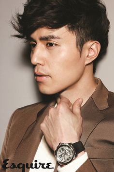 Monday Cutie: Lee Dong-Wook (이동욱) | Asian Fixations