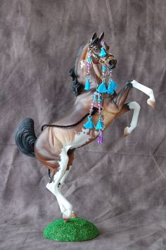 """Kitty Cantrell """"Windwalker"""" painted by FriesianFury"""