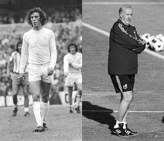 Vicente Del Bosque. Spain. Head Coach. Midfielder/Mediocampista. CD Salmantino (1966-1968), Plus Ultra (actual Real Madrid Castilla) (1968-1970), CD Castellón (1970-1971), Córdoba CF (1971-1972), CD Castellón (1972-1973), Real Madrid (1973-1984). DT: Real Madrid Castilla (1987-1990), Real Madrid (1994, 1996, 1999-2003), Besiktas (2004-2005), Selección de España (2008-actual).  DT Campeón de la UEFA Champions League con el Real Madrid  en el 2000 y 2002. Campeón del Mundial de 2010.