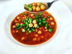 Videorecept: Talianska zeleninová polievka s červenou šošovicou a cícerom