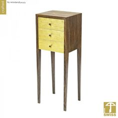 Wood & Luxury designs and manufactures luxury furniture and accessories from featured solid swiss wood. Upscale Furniture, Solid Wood, Luxury, Table, Gold, Design, Home Decor, Ghosts, Oak Tree