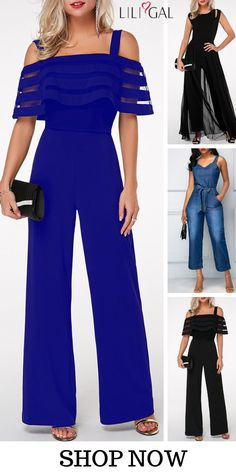 Best Fashion Tips For Women Over 60 - Fashion Trends 60 Fashion, Fashion Dresses, Classy Fashion, Jumpsuit Outfit, Pants For Women, Clothes For Women, Jumpsuits For Women, Pretty Outfits, Casual Chic