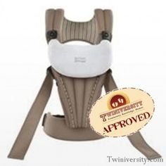 Twiniversity Approved - Britax Baby Carrier #awards