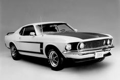 50 years of Ford Mustang: We pick the ultimate pony cars as the 2015 Mustang debuts | The Mustang Bos 302 packed in a V-8 engine making 290 horsepower, heavy duty springs, and adjustable shocks.