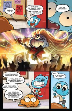 Preview: The Amazing World of Gumball Vol. 2 TP, Story: Frank Gibson & Tyson Hesse Art: Tyson Hesse Cover: Jay P. Fosgitt Publisher: BOOM! Studios/KaBOOM! Publication Date: February 17th, 201...,  #All-Comic #All-ComicPreviews #Boom!Studios #Comics #FrankGibson #JayP.Fosgitt #kaboom! #previews #THEAMAZINGWORLDOFGUMBALL #TysonHesse