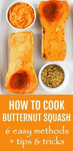 This Ultimate Guide Shows You How To Cook Butternut Squash For