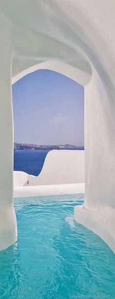 Relax at the Spa Oia Hotel ~ Santorini, Greece