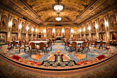 Crystal Ballroom at the Millennium Biltmore Hotel