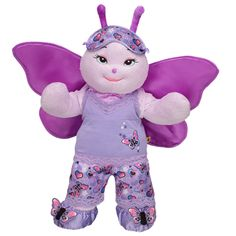 Butterflies love gardens, especially enchanted ones! This twinkle butterfly is only $36.50