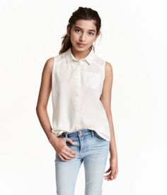 Kids | Girls Size 8-14y+ | Shirts & Blouses | H&M US