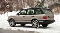 The Second-Generation Range Rover