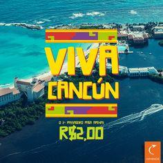 ¡Viva Cancún!  A melhor notícia: ao comprar seu pacote, você leva seu acompanhante por apenas R$2! \o/  E aí? Já arrumando as malas para conhecer o paraíso?  http://www.casablancaturismo.com.br/portfolio_page/viva-cancun/  #vivencieaméricas