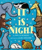 """""""A little girl says good night to a seal, a bear, a lion, a train, and so on--giving readers a bit of information about each""""--"""