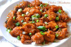 Tasty Appetite: Chicken Manchurian /  Indo - Chinese dish