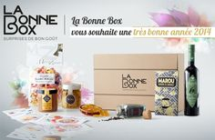 Box épicerie fine : La Bonne Box