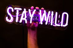 Neonmfg.com Everyone needs a little neon in their life. staywild #home #deco