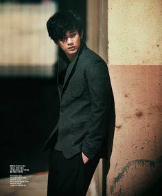 Singles magazine Nov 2011 #KimSooHyun #김수현