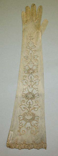 Silk Gloves, circa 1900, Kayser-Roth Glove Co., Inc., American