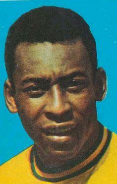 Pele of Brazil in 1970.
