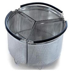 Hatrigo 3-Piece Instant Pot Accessories Basket for Steaming Best Steamer, Industrial, Multicooker, Instant Pot Dinner Recipes, Thing 1, Instant Pot Pressure Cooker, The Help, Stainless Steel, Canning