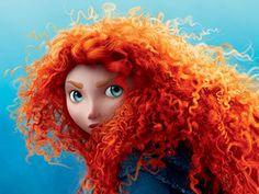 RED-HEADS ROCK!  #brave #disney #pixar #redhead #beautiful