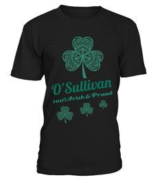 # Personalized Irish Name Shirts .    Personalized Irish name shirts are THE must have shirt for St. Patrick's Day this year! INSERT YOUR NAME IN THE CUSTOMIZABLE FIELD BELOW  Whether you were born with your Irish name or were lucky enough to marry into it, this shirt is for you. Show your strong Irish Pride by getting this limited edition shirt today.    Choose your style and color below** 30 Day 100% Satisfaction Guaranteed** Safe & Secure Checkout