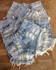 heetheadz.com high waisted cut off denim shorts (32) #highwaistedshorts