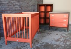 Colorful Cribs Roundup