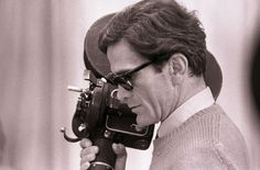 Cinema of Italy: Pier Paolo Pasolini - Italia Mia Free Jazz, Maria Callas, The Best Films, Great Films, Juan Xxiii, Anna Magnani, Pier Paolo Pasolini, Film Studies, Interactive Art