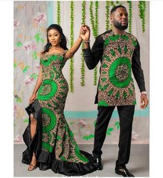 African Couple/Couple Outfit/Couple/Family Set/Husband and Piece Set/Couple Set/Couple Wear/Couple Gift/Couple Shower/African set - African fashion Couples African Outfits, Latest African Fashion Dresses, African Dresses For Women, African Print Fashion, Ankara Fashion, Africa Fashion, Modern African Dresses, Modern African Fashion, Best African Dress Designs