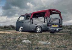 Vw Bus T3, Bus Camper, Campers, Vw T, Vw Volkswagen, Vw Doka, Combi Vw, Vw Cars, 4x4